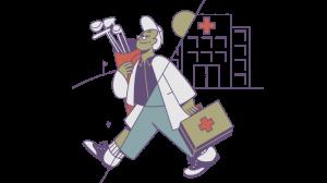 Physician work/life balance