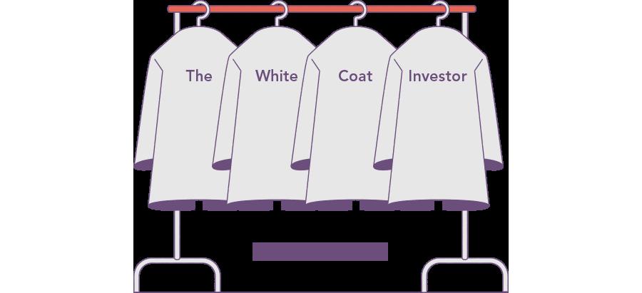 Illustration of the White Coat Investor