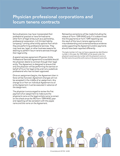Locumstory Learn About How Locum Tenens Makes A Difference