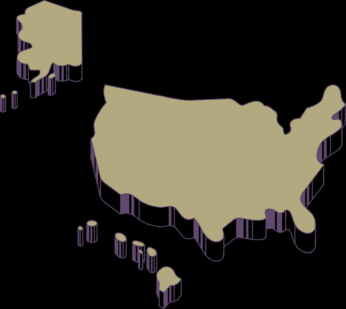 Locum tenens physicians work in all 50 states